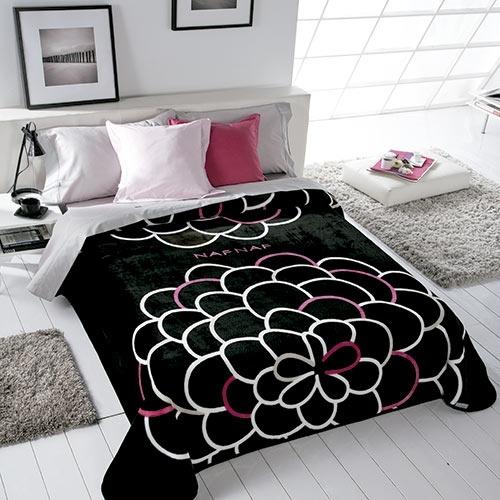Mantas de cama Susan de Naf Naf
