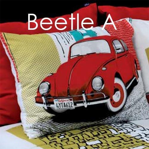 Cojines Beetle de Cañete