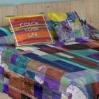 Colchas bouti Colorlife de Naturals