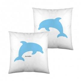Cojines Dolphin Rainbow de David Delfin
