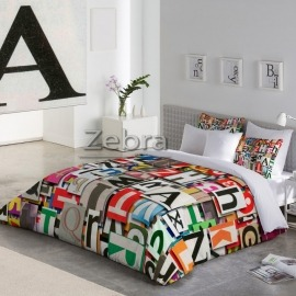 Funda Nórdica 40 de Zebra Textil