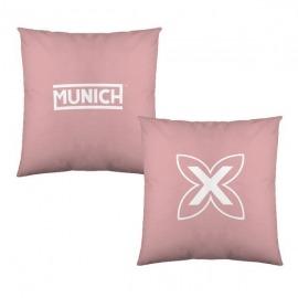 Cojin Evo pink de Munich