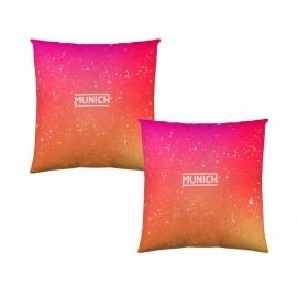 Cojin Cosmos pink de Munich