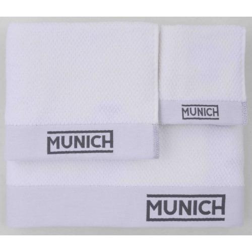 Juego de toallas blanco de Munich