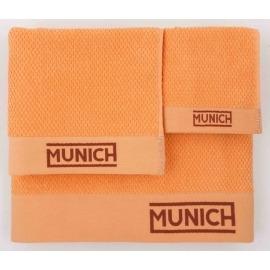 Juego toallas peach de Munich