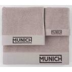 Juego toallas silver de Munich
