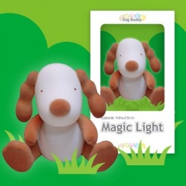 Luz de compañia Perrito de Belydom