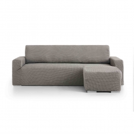 Funda de sofá chaise longue hiper elástica Milos de Belmartí