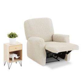 Funda sillón relax bielástica Siena de Belmartí