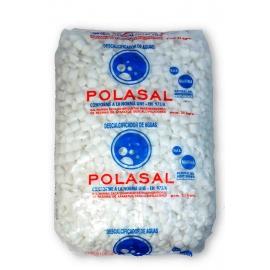 Sal descalcificador saco 25 kg vivienda