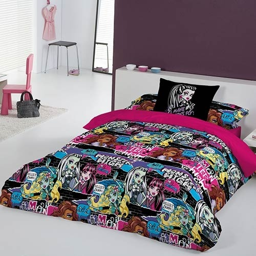 Fundas Nórdicas Monster High Thriller