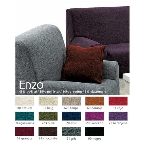 Fundas de sofá bielásticas Enzo de Cañete