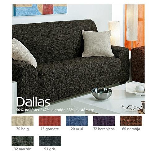 Fundas de sofá elásticas Dallas de Cañete
