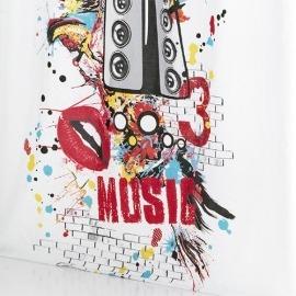 Cortinas Music de Cañete