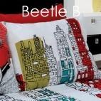 Cojines Beetle