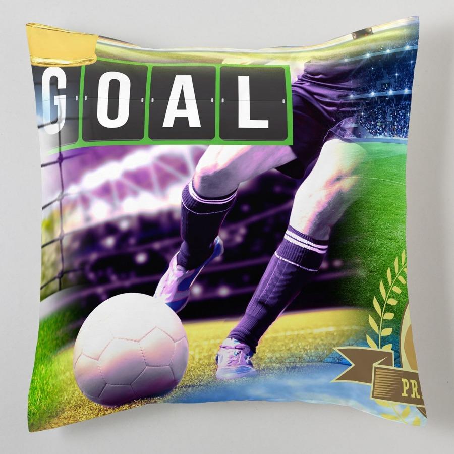 Cojines Goal de Es-Tela