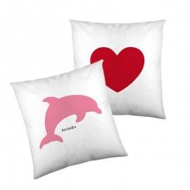 Cojines Dolphin Love de David Delfin