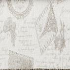 Funda de sillón orejero Graffiti de Eysa