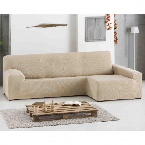 Funda de sofá Chaiselongue elástica Ulises de Eysa