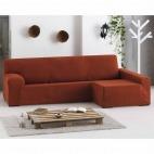 Funda de sofá Chaiselongue bielástica Dorian de Eysa