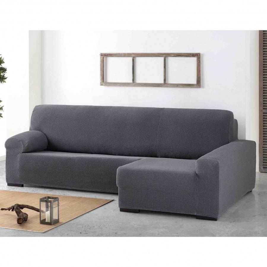 Funda de sofá Chaiselongue bielástica Cora de Eysa