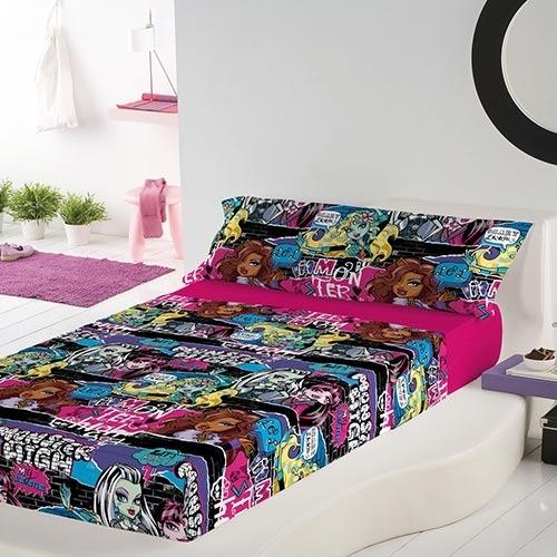 Monster High Thriller, Juego de sábanas