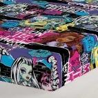 Juego de sábanas Monster High Thriller