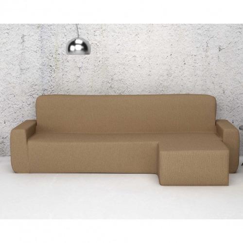 Funda de sofá chaiselongue bielástica Oslo de Belmartí