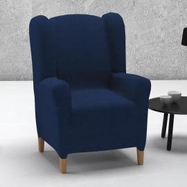 Funda de sillón orejero elástica Tania de Belmartí