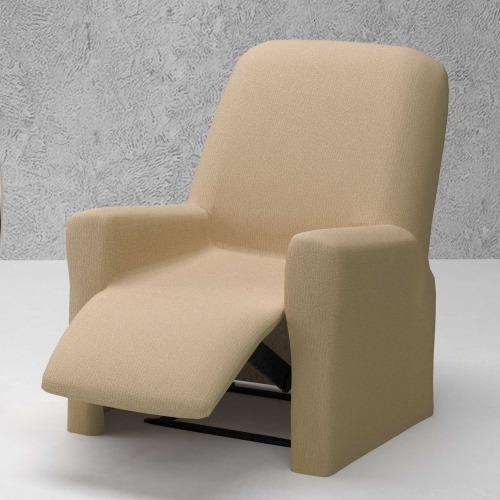 Funda de sillón relax elástica Zafiro de Belmartí