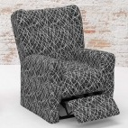 Funda de sillón relax elástica Grecia de Belmartí