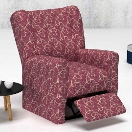 Funda de sillón relax elástica Persia de Belmartí