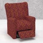 Funda de sillón relax elástica Picaso de Belmartí