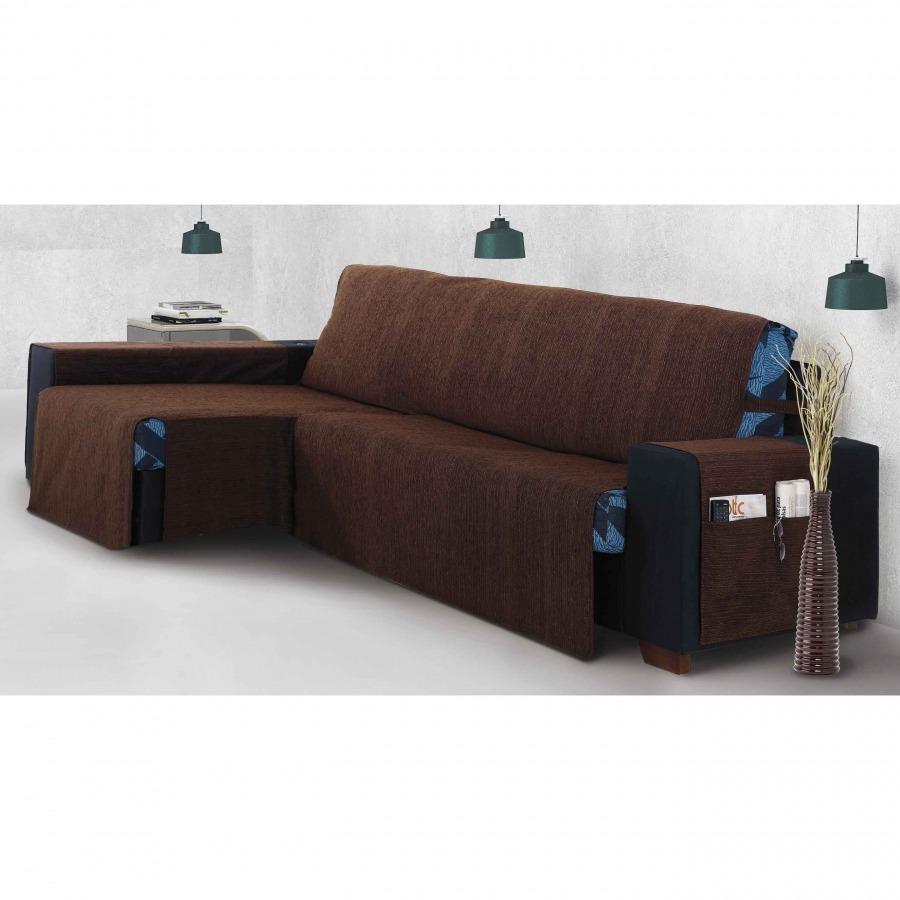Funda de sofa práctica chaise longue Kioto de Belmartí