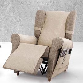 Funda de sillón relax práctica Kioto de Belmartí