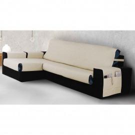 Funda de sofa práctica chaise longue Banes de Belmartí
