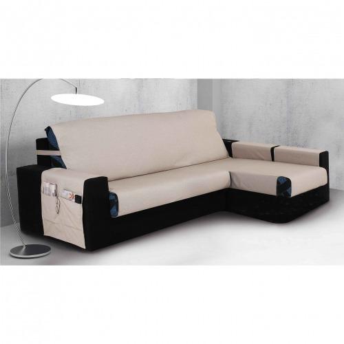 Funda de sofa práctica chaise longue Turia de Belmartí