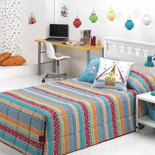 Edredón Conforter Circus Stripe de Cañete