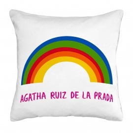 Cojin exterior Dig 002 de Agatha Ruiz de la Prada