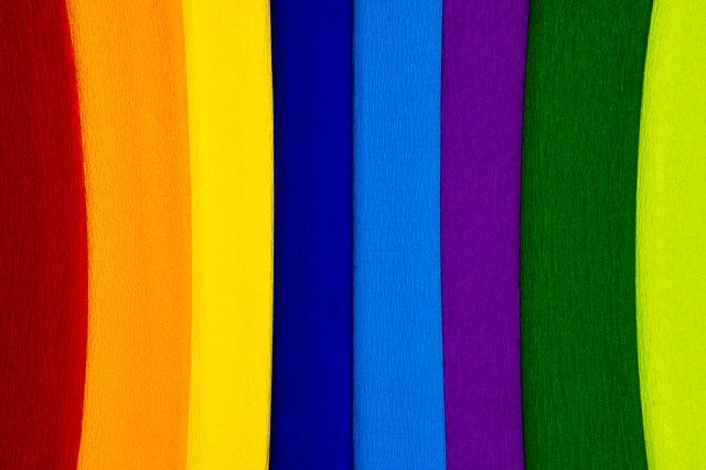 Los colores en las habitaciones de los niños