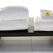 Reciclar las toallas y la ropa de cama