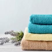 cuidar y lavar las toallas