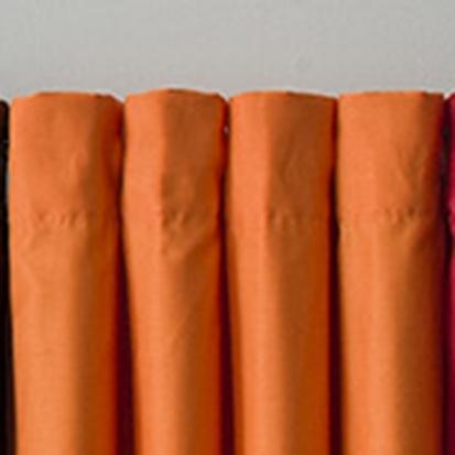 Cortina chicago-naranja