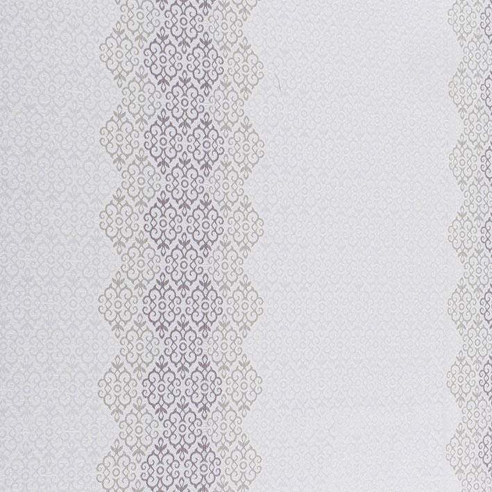 Cortina con ollaos Bellini-plata