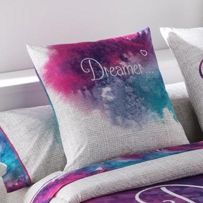 Cojín Dreamer 1 Tejidos Jvr-único