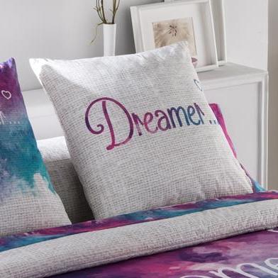 Cojín Dreamer 2 Tejidos Jvr-único