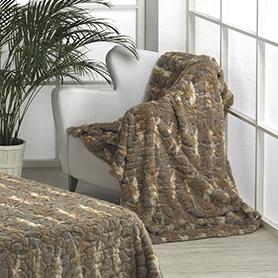 Plaid Laponia de Textils Mora-único